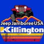 2017 Killington Jeep Jamboree TShirt